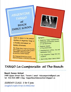 TANGO La Cumparsita_BeachDanceSchool_PROMO