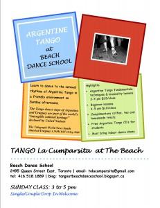 TANGO La Cumparsita_BeachDanceSchool_PROMO